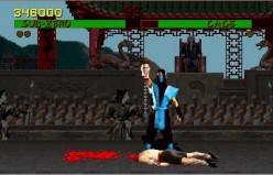 The First Time I Ever Played Mortal Kombat