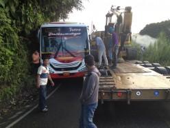 Safety Advice For Ecuador Bus Travel