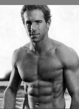 Ryan Reynolds Workout Blade on Ryan Reynolds Blade Workout