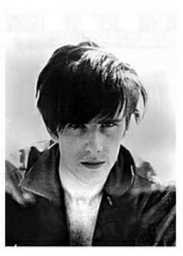 Stu Sutcliffe- the first to wear the Beatle hairstyle