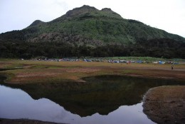 Mt. Apo in Mindanao is one of mountain ranges where eagles dwell.