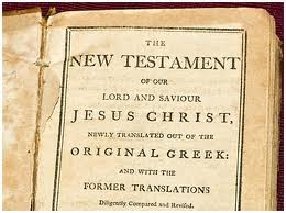 The book of the New Testament, is all about the four gospels that were written about the life and teaching of our Lord Jesus Christ. Most times the New Testament can be found at the end of the Bible after the Old Testament and sometimes by itself.