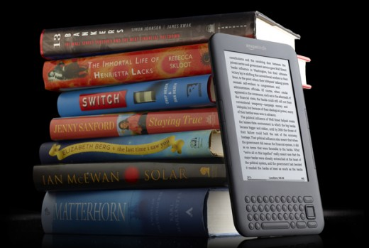 ereader vs paper book