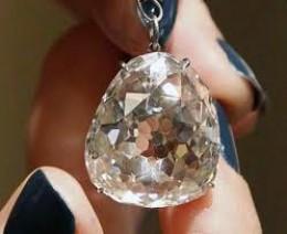 'Beau Sancy' Diamond Fetches High Price