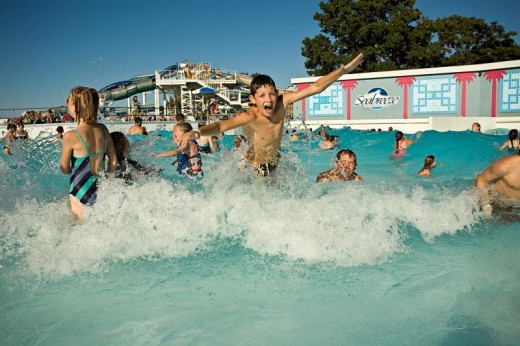 SeaBreeze water park