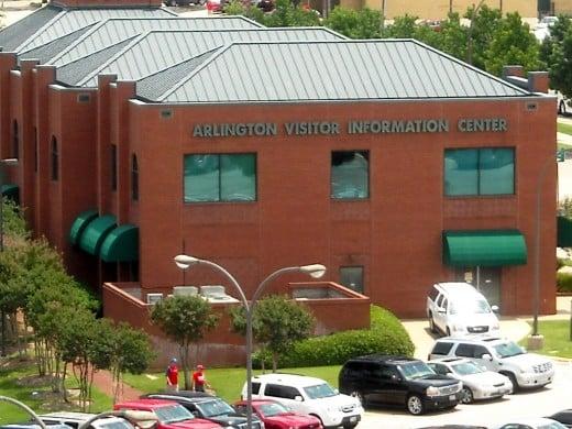 The Arlington Visitor Information Center