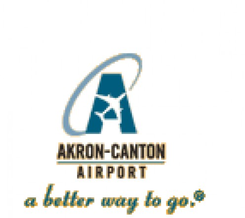 Akron-Canton Airport  http://www.akroncantonairport.com/index.php