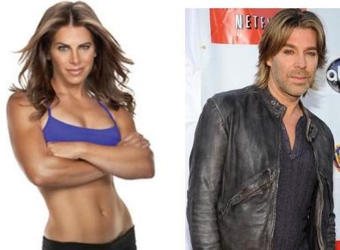 Celebrity Look Alikes Jillian Michaels and Chaz Dean