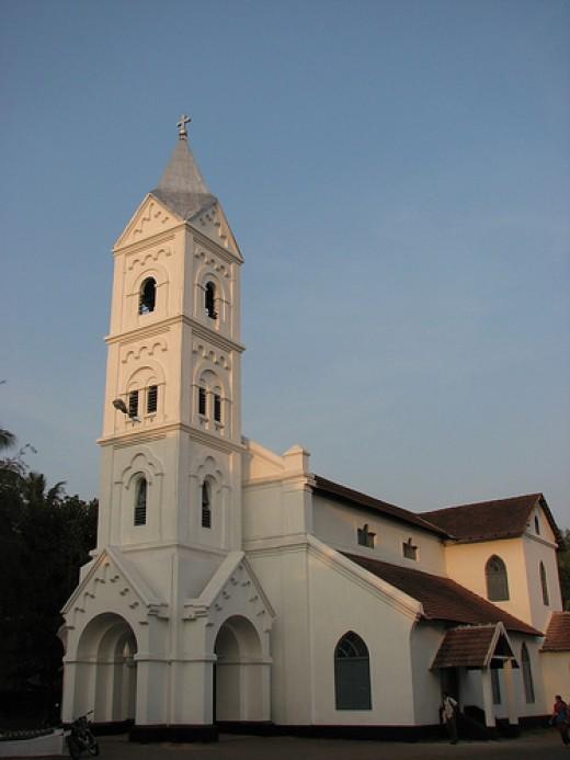 C.S.I. Church, Kozhikode