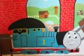 Thomas the Train Toddler's Room Makeover with Pictures