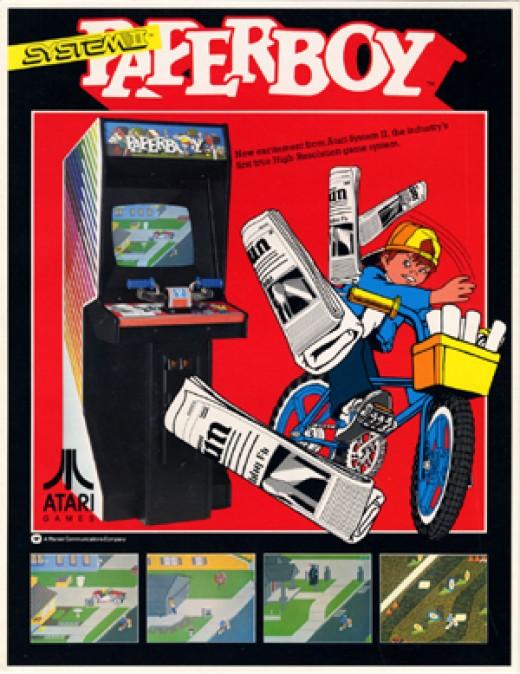 The Arcade Flyer