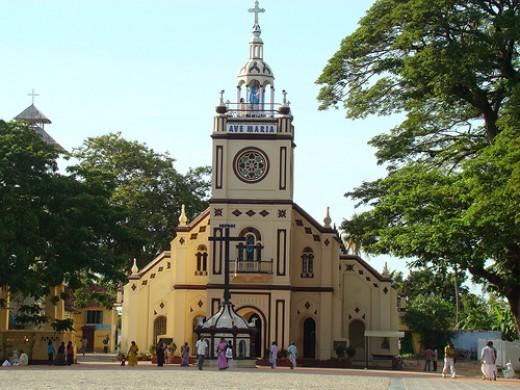 Vallarpadam Church, Ernakulam