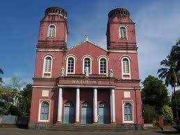 One of the oldest Churches in Kozhikode built by the Portugese
