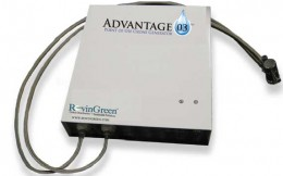 Advantage 03 POU Ozone Generator with computer technology to deliver pure, filtered water and sanitize food