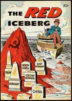 Ice ice-berg aye