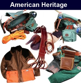 American Heritage Hunting Gear from Cottage Craft Works