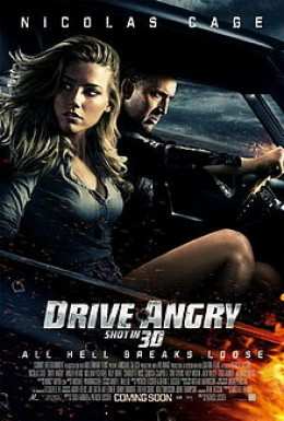 Drive Angry receive 4 stars