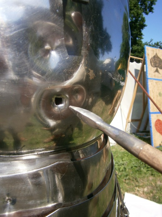 The Bodkin arrowhead. Supah!