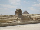 The Sphinx at a distance.
