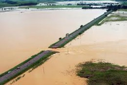 From drought to flooding Brazil has more than its share of environmental damage.