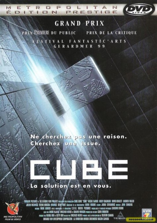 Cube Promotional Art
