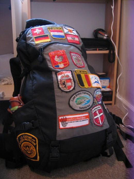 Buying  a Hiking Backpack for traveling is a common mistake made by most people