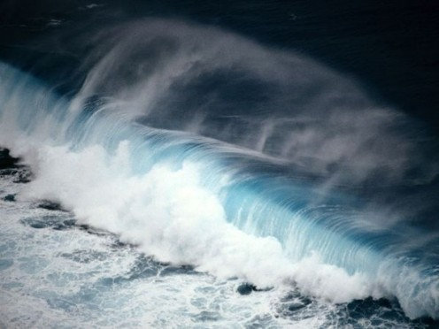 Raged waves