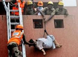 AMRI  hospital  catastrophe