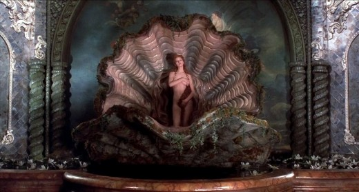 Uma Thurman in The Adventures of Baron Munchausen (1988)