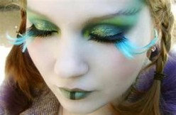 Peacock Makeup Tips and Tutorials