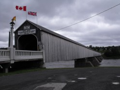 The Kissing Bridge: The world's longest covered Bridge