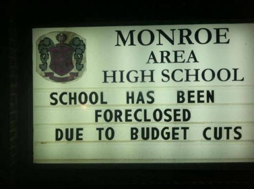 School Foreclosure