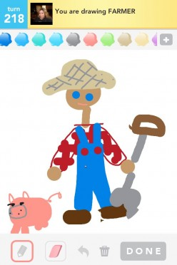 Got an iPhone? Play Draw Something!