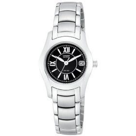 Ladies | Stainless Steel | Eco-Drive