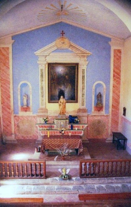 Chapel at Fort Royal
