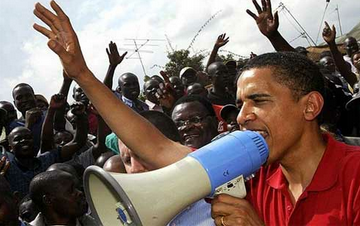 Obama back in 2006 campaigning for Islam's Sharia law in Kenya to help a candidate, which luckily, lost!