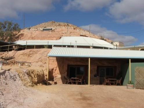 Underground Motel, Coober Pedy, Australia