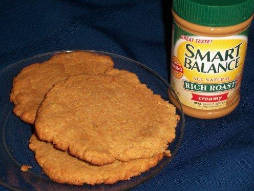 Peanut Butter Protein Cookie