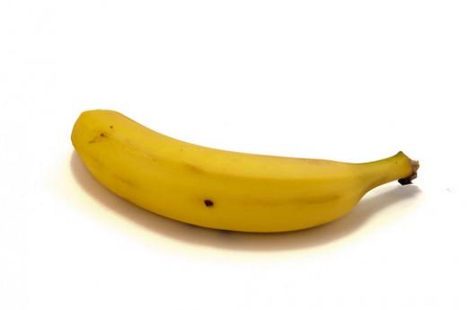 Yum yum, potassium! Banana by robin_24.