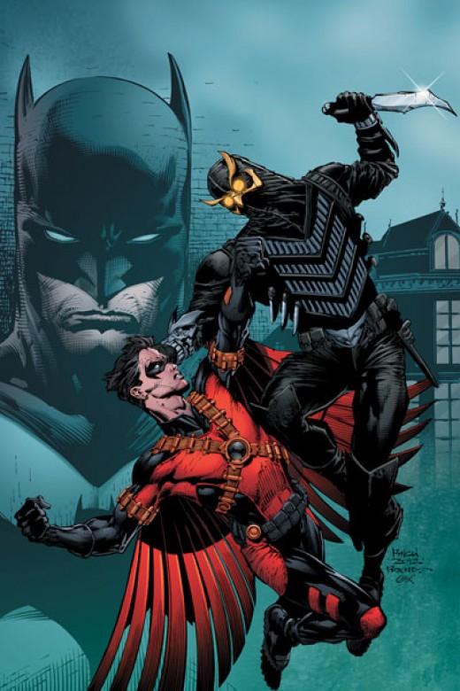 Batman: The Dark Knight #9