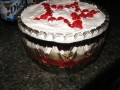 Easy Dessert Recipes: 4th of July Trifle