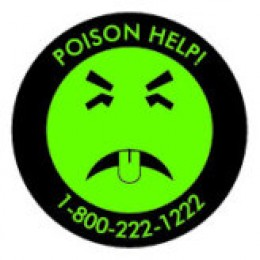 Mr. Yuk isn't necessarily going to tell you what chemicals you shouldn't use around your pets. Reach your nearest poison control center by calling 1-800-222-1222.