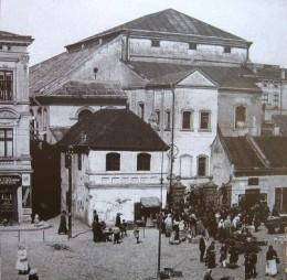 Przemysl old synogogue
