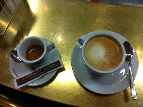 Caffe Espresso (Caffe) and Capuccino