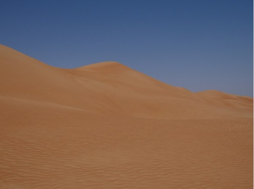 Would you like to travel the world and see the Wahiba Sands of Oman for yourself?