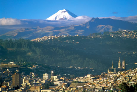 Ecuador is becoming a popular expat retirement destination
