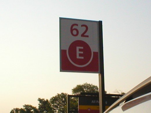 Atlanta, GA Hartsfield-Jackson Airport Parking Lot