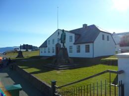Prime Minister's Residence in Reykjavik