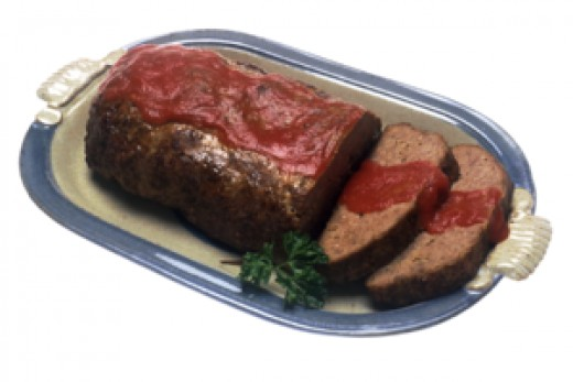 This is not bread. It is meatloaf. If your bread turns into meatloaf, you're probably evil.