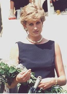 Princess Diana of England, a Famous Cancer Person